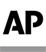 black Associated Press logo