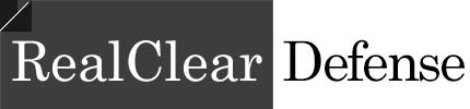 Black RealClear Defense logo